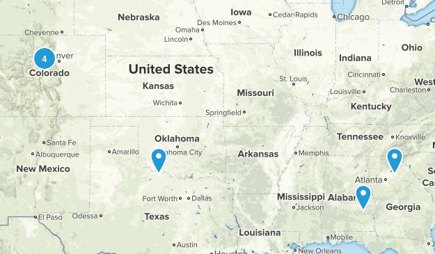 Summertime Bucketlist Map