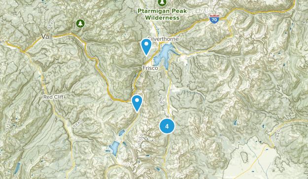 Colorado Explorer Map