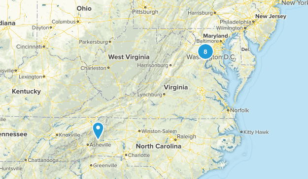 places we go Map