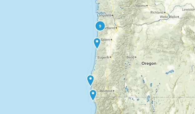 The Coast  Map