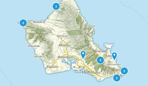 Hawaii 2016 Map