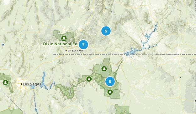 Utah/NRCG Map