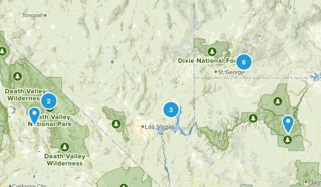 Vegas 2015 Map