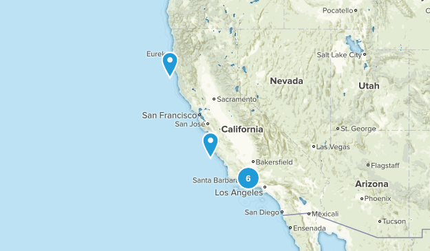 2016 Training trails Map