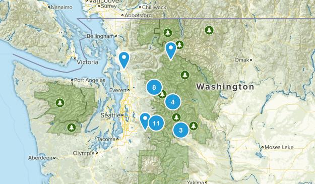 todo Washington  Map