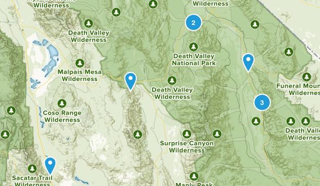 DeathValley Map
