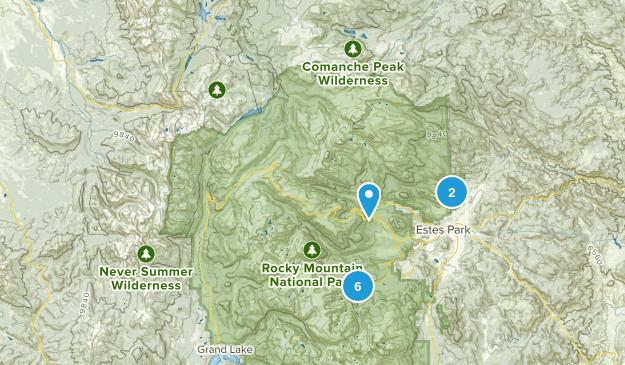 2016 RCMP Map
