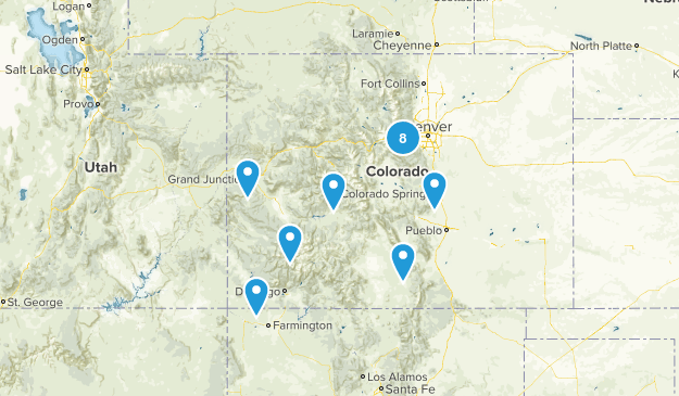To-Do Colorado Map