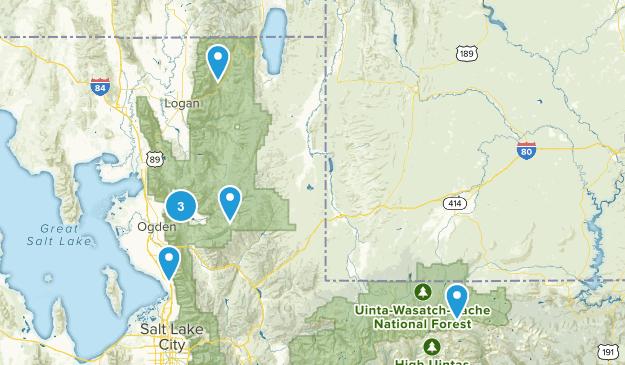 2016 Bucket List Map