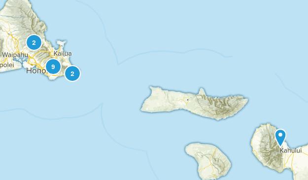Hawai'i Map