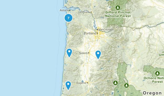 West Coast Best Coast Map