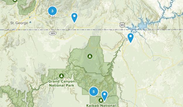 ZNP/GCNP Map