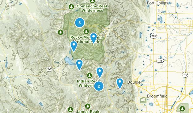 CO Trip Map