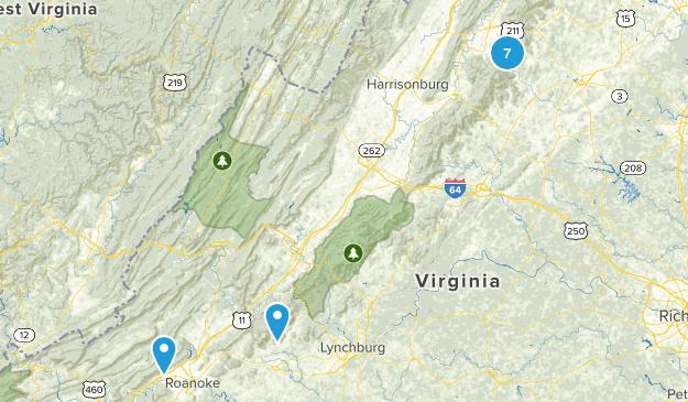To Do - Virginia Map