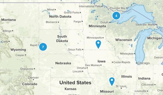 Roadtrip 2016 Map