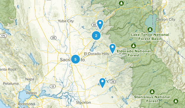 Short & Easy Map