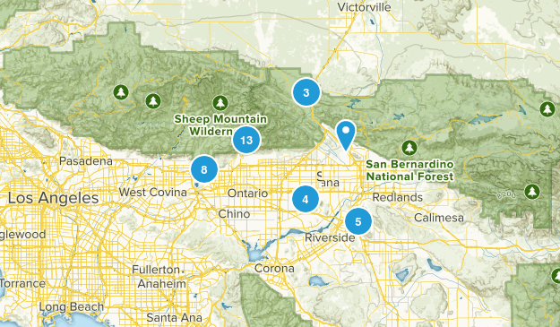 I.E. (local) Map