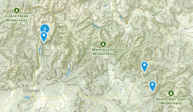 Zen Hike Map