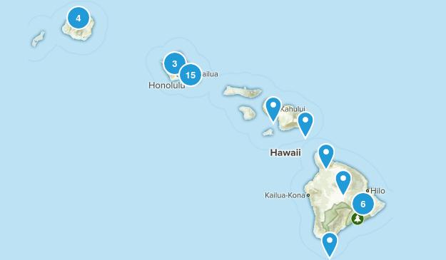 Hawaii 17 Map