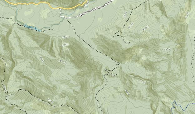 bucket Map