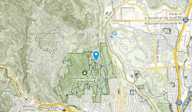 Hiked! Map