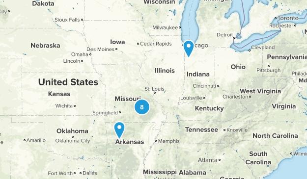 Missouri To Do Map