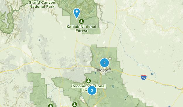 Arizona 2017 Map