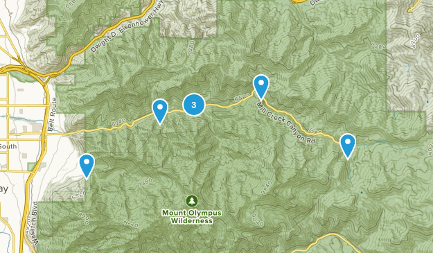 To do - Millcreek Map