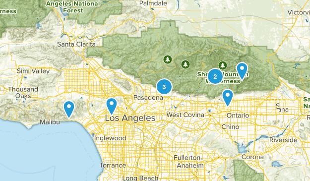 LA list Map