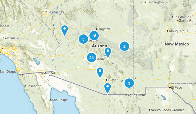 Arizona! Map