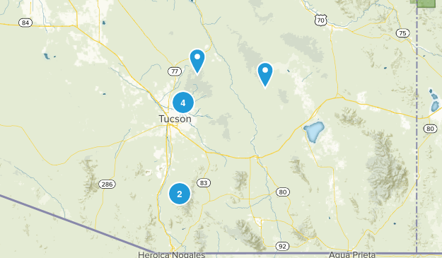 Tucson To-Do Map