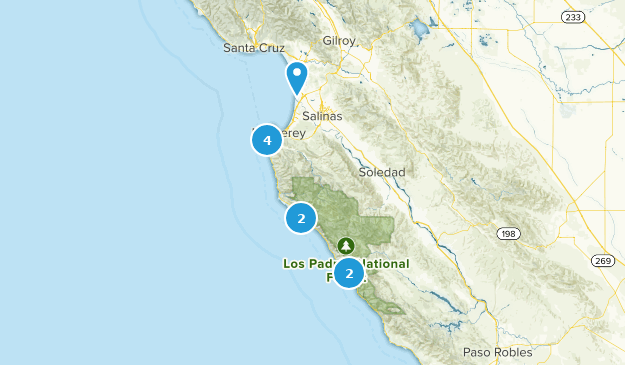 By Monterey Map