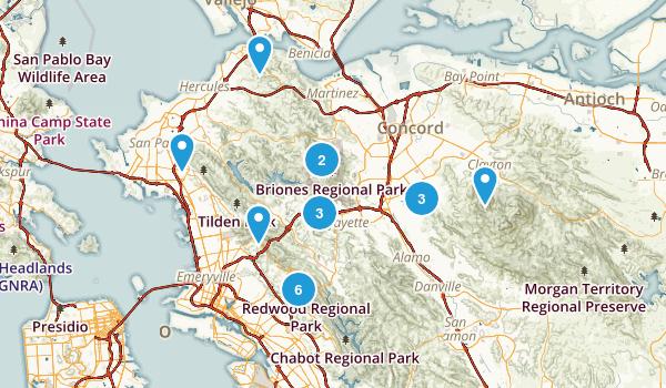 Close & Quick Map