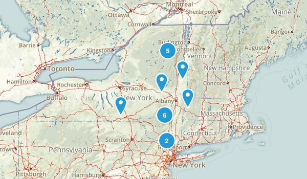 NY County HPs Map