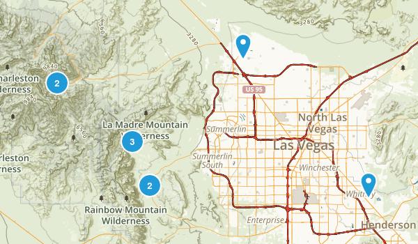 Jaxson Trails Map