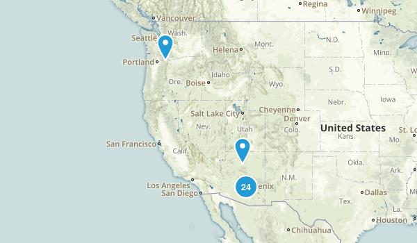 My List Map
