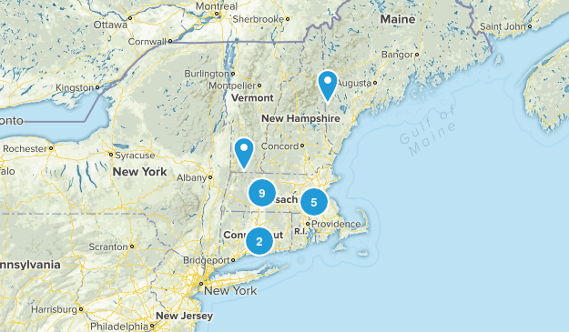 places Map