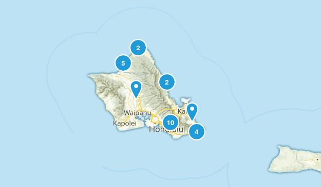 Hawaii MUSTS Map