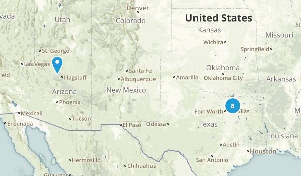 Weekend Warriors Map