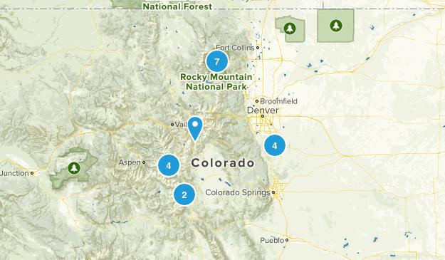 Colorado! Map