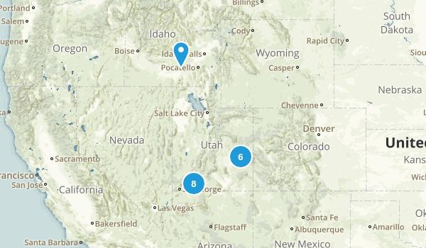 Utah-AZ Map