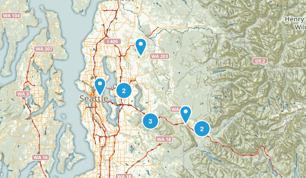 Quick Hike Map