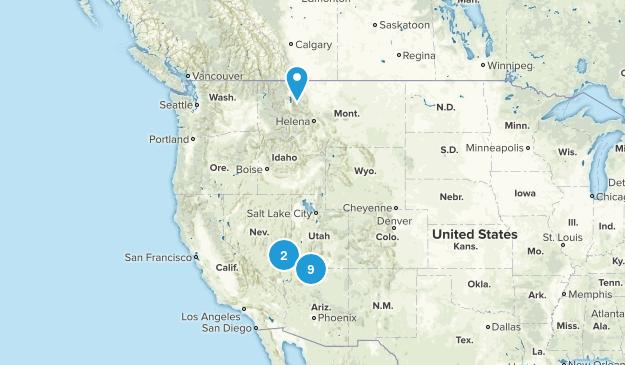 southwest Map