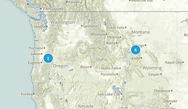 Custer Map