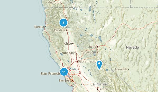 NorCal Map