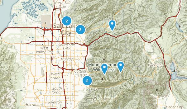 BK Visit Map
