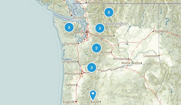 Seattle stuff! Map