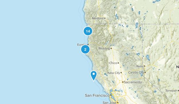fern camping w/fynn Map