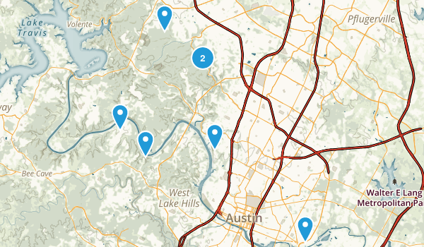 Austin to do Map