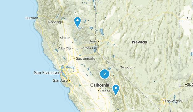 June trip with Kristina Map